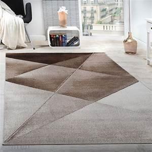 Teppich Beige Weiss : teppich geometrische muster braun design teppiche ~ Eleganceandgraceweddings.com Haus und Dekorationen