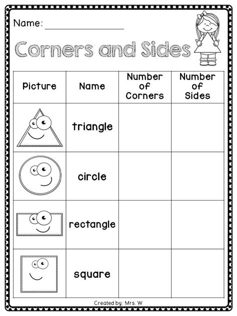 249 best teaching shapes images on