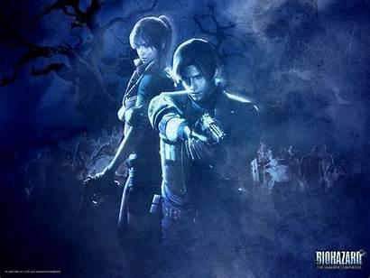 Evil Resident Darkside Chronicles Wallpapers