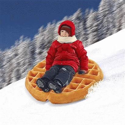 Winter Snow Justin Gifs Fun Gammon Lol