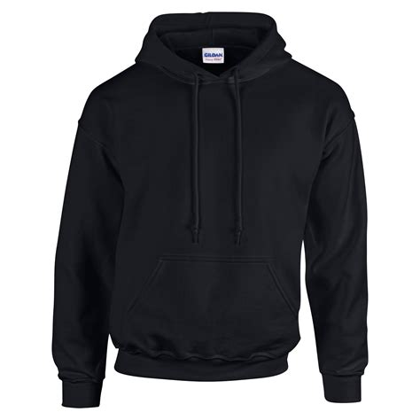 black hooded jumper hoody top hoodie sweatshirt sizes s