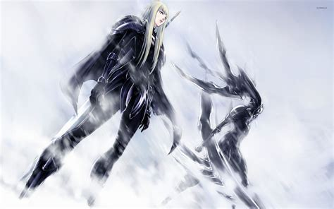 Claymore Anime Wallpaper - claymore wallpapers and background images stmed net