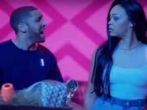 Rihanna Drake Parody Work