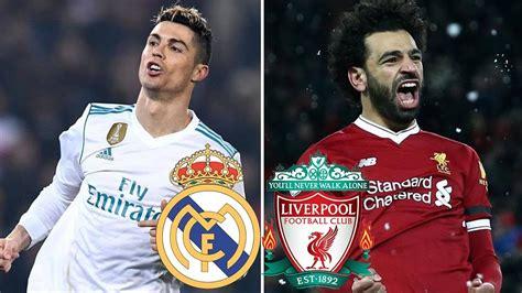 Real Madrid vs. FC Liverpool: Ein direkter Vergleich