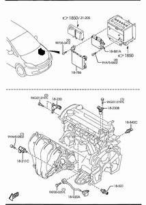 2009 Mazda Mazda 5 Module  Pwt Cont