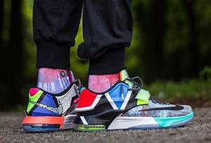 Nike KD 7 What The | SneakerFiles
