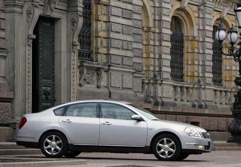 Nissan Teana Wallpapers by Nissan Teana 2006 08 Wallpapers