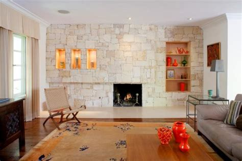 livingroom fireplace 33 stunning accent wall ideas for living room