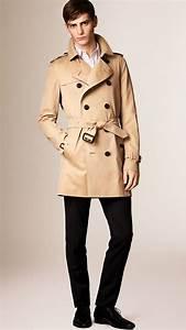 Trench Coat Burberry Homme : men 39 s heritage trench coat burberry ~ Melissatoandfro.com Idées de Décoration