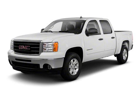2012 Gmc Sierra 1500 Values- Nadaguides
