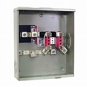 Milbank 200 Amp 4