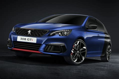 Peugeot Car : Refreshed Peugeot 308 Hatch Ready To Pounce By Car Magazine
