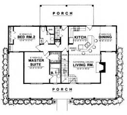 two bedroom two bath house plans country style house plan 3 beds 2 baths 1250 sq ft plan 40 103