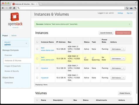 OpenStack Essex Release - OpenStack is open source ...
