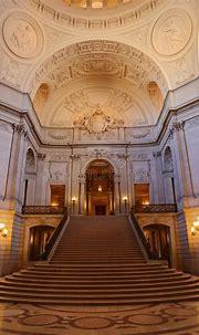 San Francisco City Hall Interior Stock Photos - Download ...