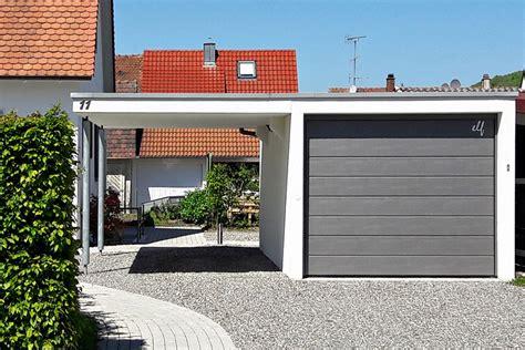 Vorteile Carport Garage by Garagen Mit Carport