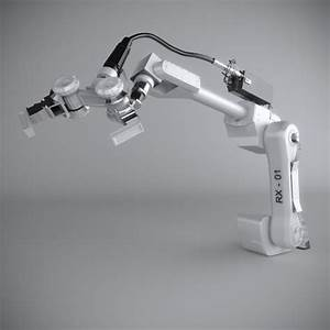 Robotic arms are predominantly used in manufacturing ...