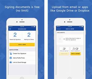 rise and sign find the right electronic signature app for With sign documents on android