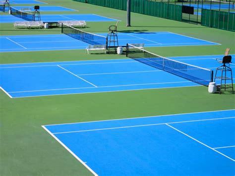 Comment repeindre un court de tennis ? etancheite Produits