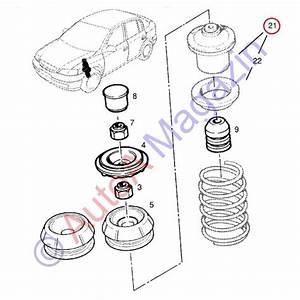 4punte fata si spate suspensie astra g z16se autoa With p0105 opel astra g