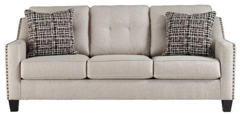 ashley furniture marrero fog sofa  classy home