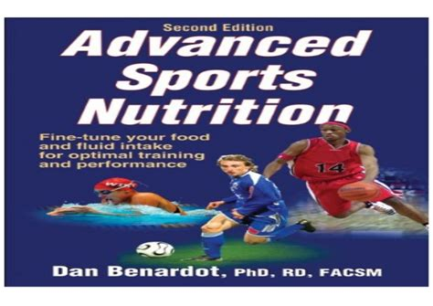 advanced sports nutrition  benardot