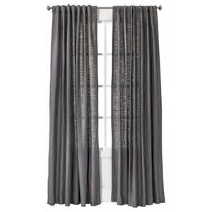 threshold natural core solid curtain panel target