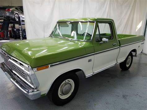 f100 ranger for sale 1973 ford f100 ranger xlt restored 390cid for sale ford f 100 xlt 1973 for sale in san
