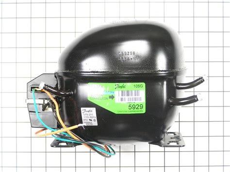 ge wrx compressor kit appliancepartsproscom
