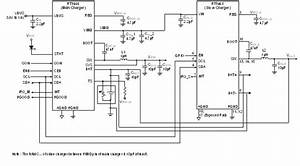 multi cell lithium ion battery charger circuit schematic With gan fet driver ics electronics and electrical engineering design
