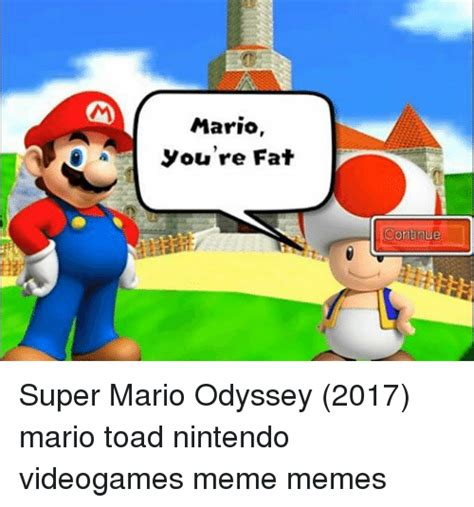 Mario Odyssey Memes - 25 best memes about mario toad mario toad memes
