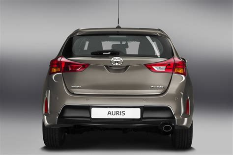 Latest Car News And Updates  The New Toyota Auris 2013