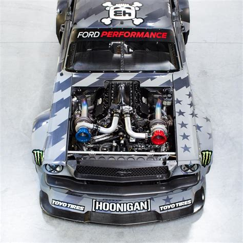 hoonigan mustang twin turbo hoonigan ken block and toyo tires announce updated twin