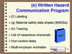 project management communication plan example bing images With hazcom program