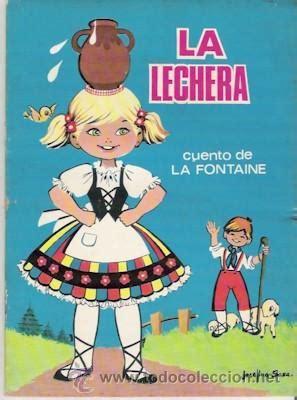 La Lechera, Por La Fontaine, Cuentos Azucena, T Comprar