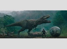 Jurassic World Fallen Kingdom trailer features some old
