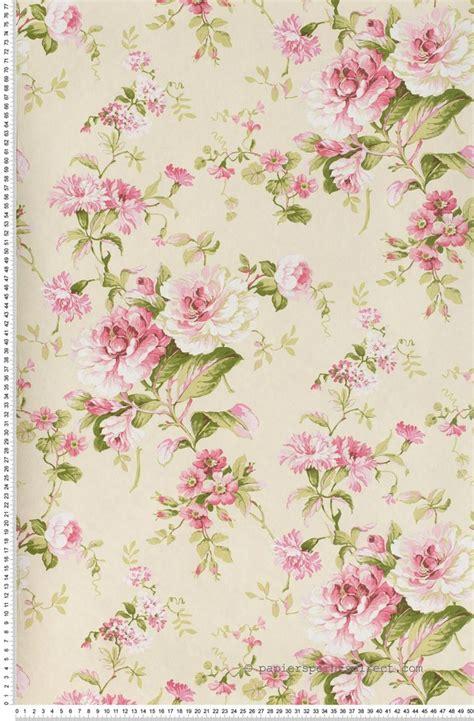 chambre bebe style anglais 1000 idées à propos de papiers peints fleuris sur