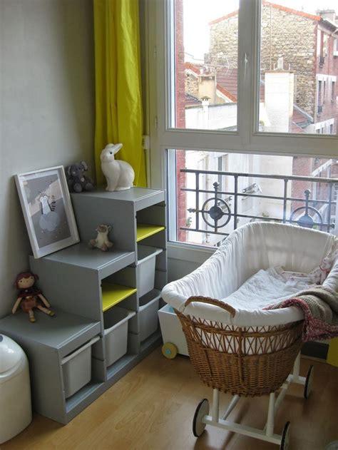 achat chambre de bonne le meuble trofast repeint en gris bonne idée bébé 4