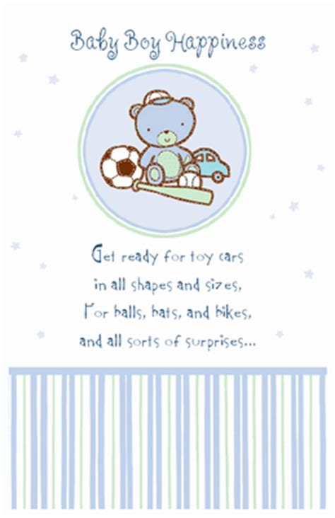It's A Boy! Greeting Card  Baby Shower Printable Card