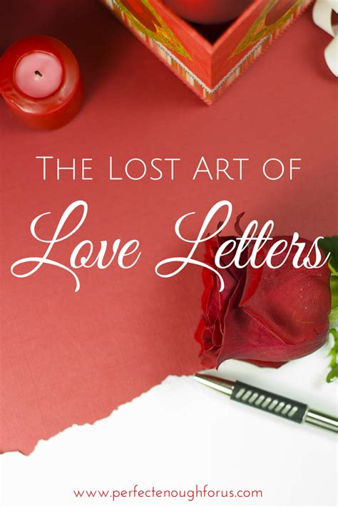 lost art  love letters  daily femme