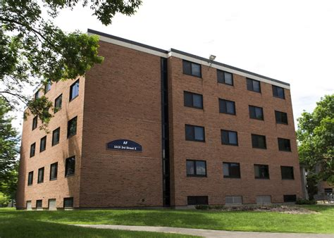 Stout Housing by Afm Information Of Wisconsin Stout