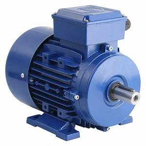 Diagram 230v Single Phase Motor With Start And Run