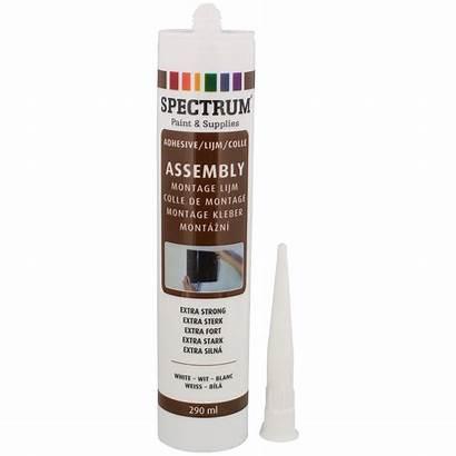 Spectrum Action Montagekleber Supplies Paint Kleber Konstruktionskleber