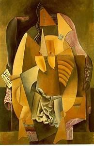 Picasso ~ Synthetic Cubism   Cubism   Pinterest