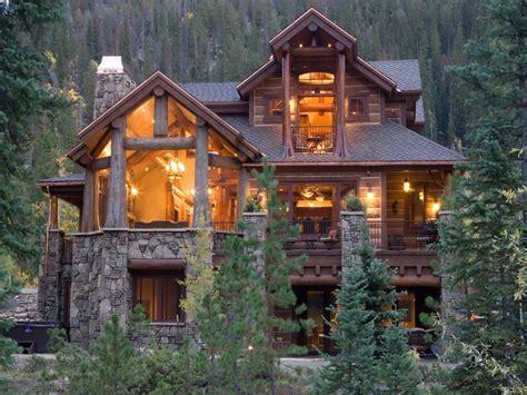 beautiful log cabin homes beautiful mountain cabins log cabin style treesranchcom