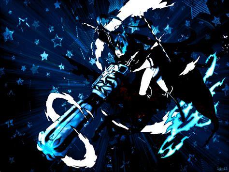 black rock shooter fondo de pantalla  fondo de