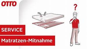 Matratzen Und Lattenrost : mitnahme entsorgung von matratzen und lattenrost ~ A.2002-acura-tl-radio.info Haus und Dekorationen