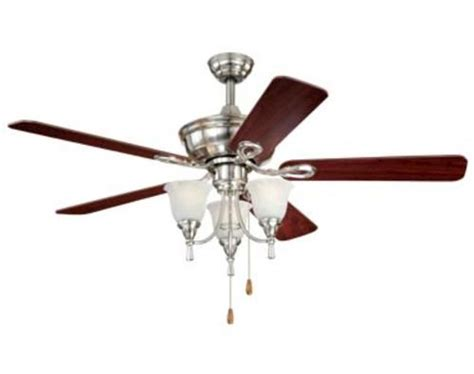 turn   century savvy   light ceiling fan