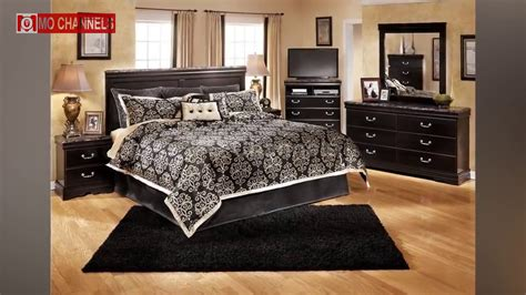 Bedroom Decorating Ideas With Black Furniture by Best 30 Black Bedroom Furniture Decorating Ideas