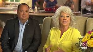 Paula Deen Discusses Attracting New Viewers - YouTube